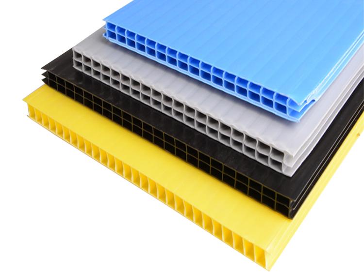 三鼎浅谈如何分辨中空板质量的好坏?