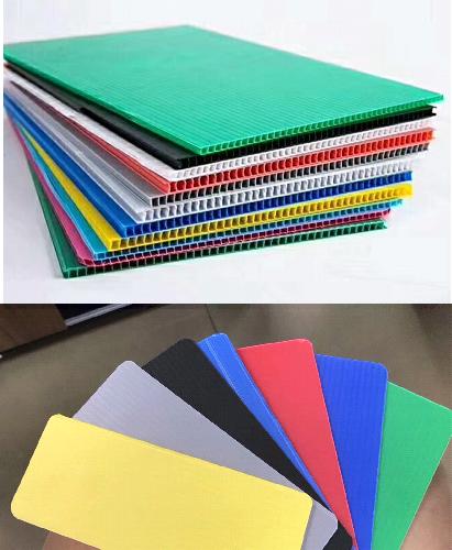 三鼎影响中空板交期最大的因素-颜色