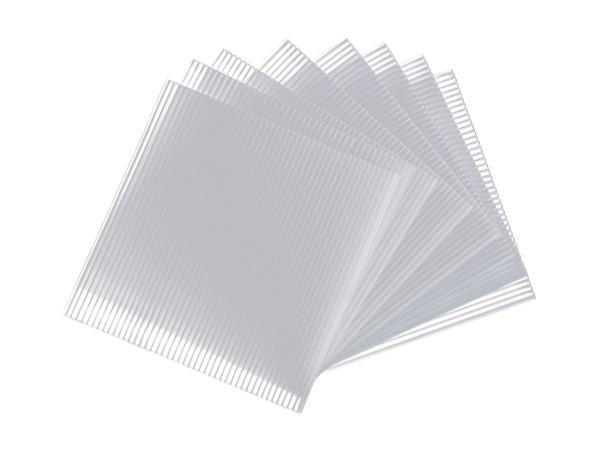 透明中空板