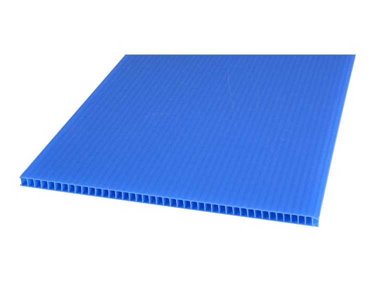 三鼎包装的中空板是如何做到耐老化性能的?