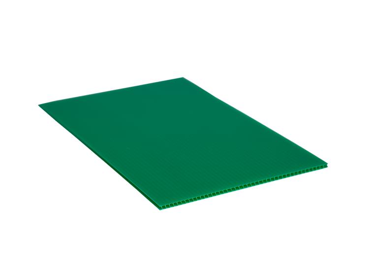 三鼎浅谈广告印刷中空板的主要用途和行业应用