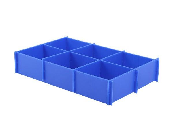 常见的中空板周转箱可以在哪里使用呢