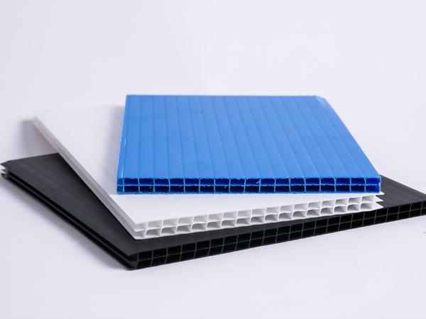 三鼎浅谈中空板和蜂巢板的区别